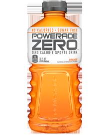 Powerade Zero Products