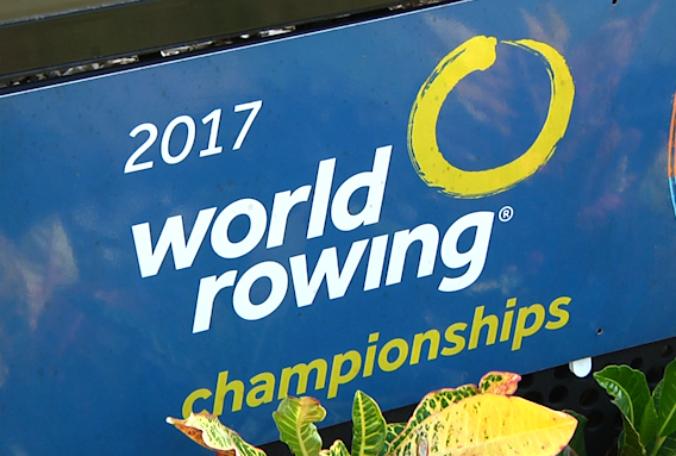 2017 rowings championships logo