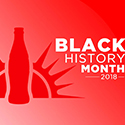 Black History Month Logo for coke Florida Article
