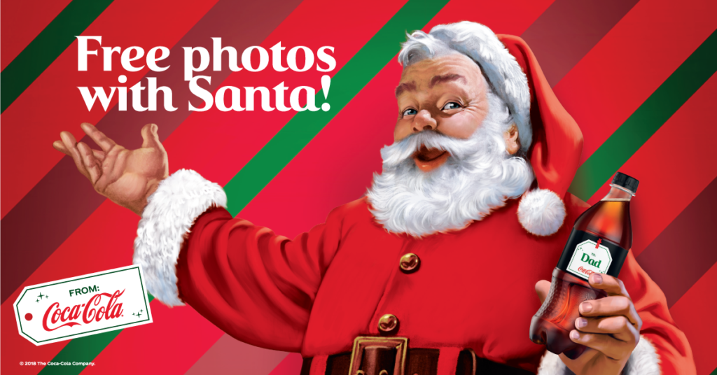 Coke Florida Holiday Tour Featured Image of Santa